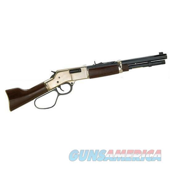 Henry Mares Leg Pistol .357mag 12.904in Wood  Guns > Rifles > Henry Rifles - Replica