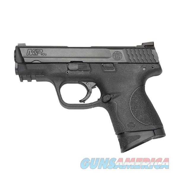 Smith and Wesson MP Comp 3.5 .40 Blued  Guns