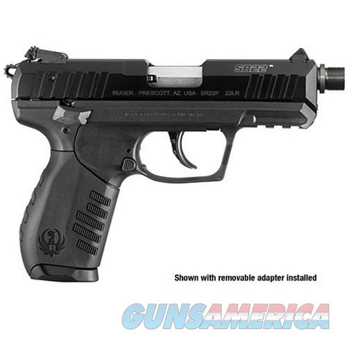 Ruger SR22 .22Lr 3.5in Thread   Guns
