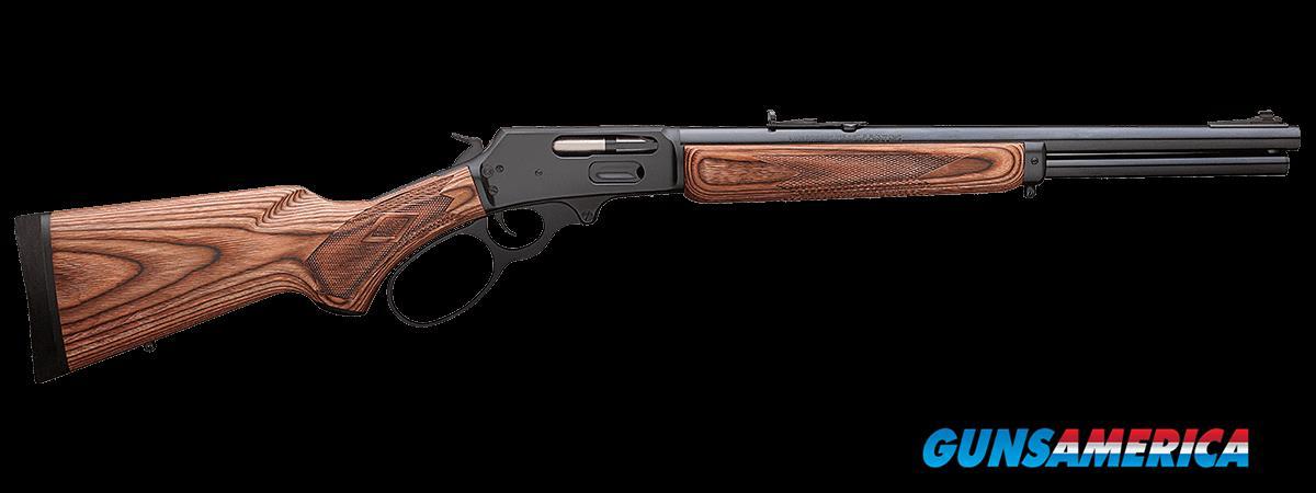 Marlin 1895 GBL .45-70 18.5in Blued Wood  Guns > Rifles > Marlin Rifles > Modern > Lever Action
