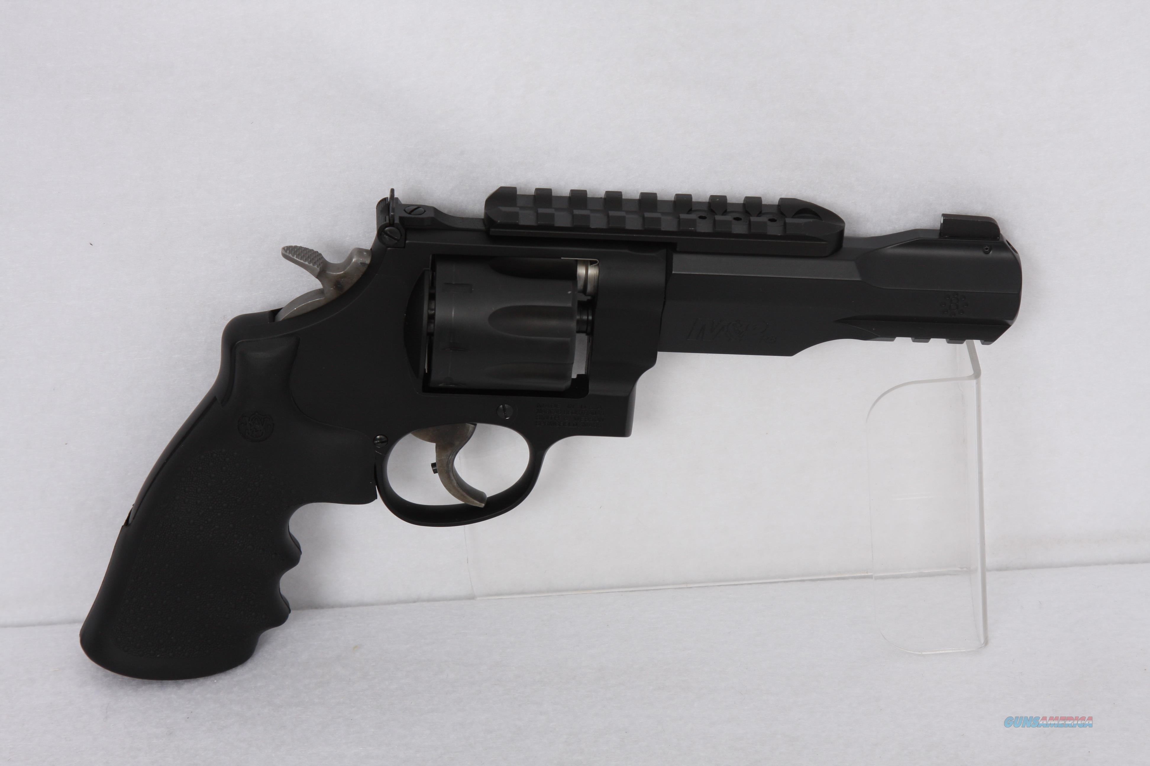 S&W M&P R8 357mag 5in Blk  Guns > Pistols > Smith & Wesson Revolvers > Full Frame Revolver