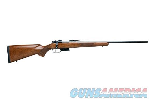 CZ 527 Varmint .17 Hornet 21in Walnut  Guns > Rifles > CZ Rifles
