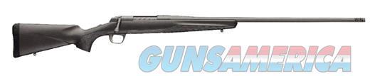 Browning X-Bolt Pro Tungsten 6.5CM 22in Tungsten Ceraktoe  Guns > Rifles > Browning Rifles > Bolt Action > Tactical