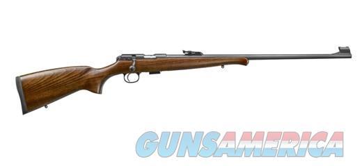 CZ 457 Training Rifle .22Lr 24.8in Wood  Guns > Rifles > CZ Rifles