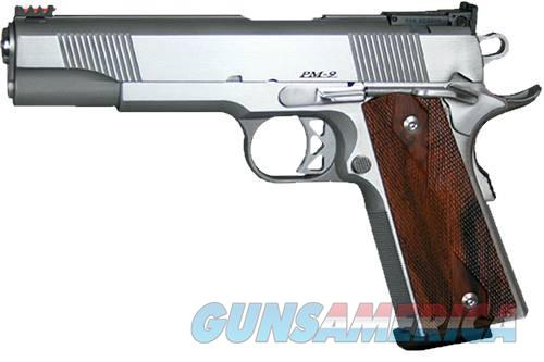 Dan Wesson Pointman Nine 9mm 5in Stainless  Guns > Pistols > Dan Wesson Pistols/Revolvers > 1911 Style