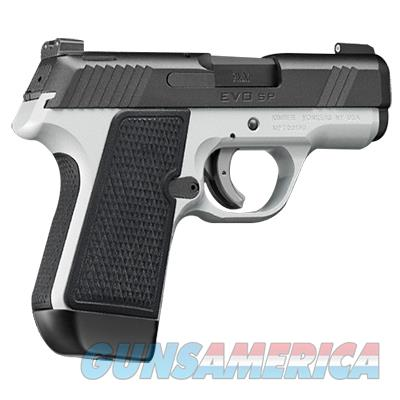 Kimber EVO SP 9mm Two-Tone 3.16in Silver  Guns > Pistols > XYX Misc Pistols