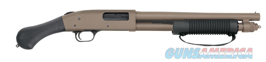 Mossberg 590 Shockwave 12g 14.375in Cerakote FDE  Guns > Shotguns > Mossberg Shotguns > Pump > Tactical