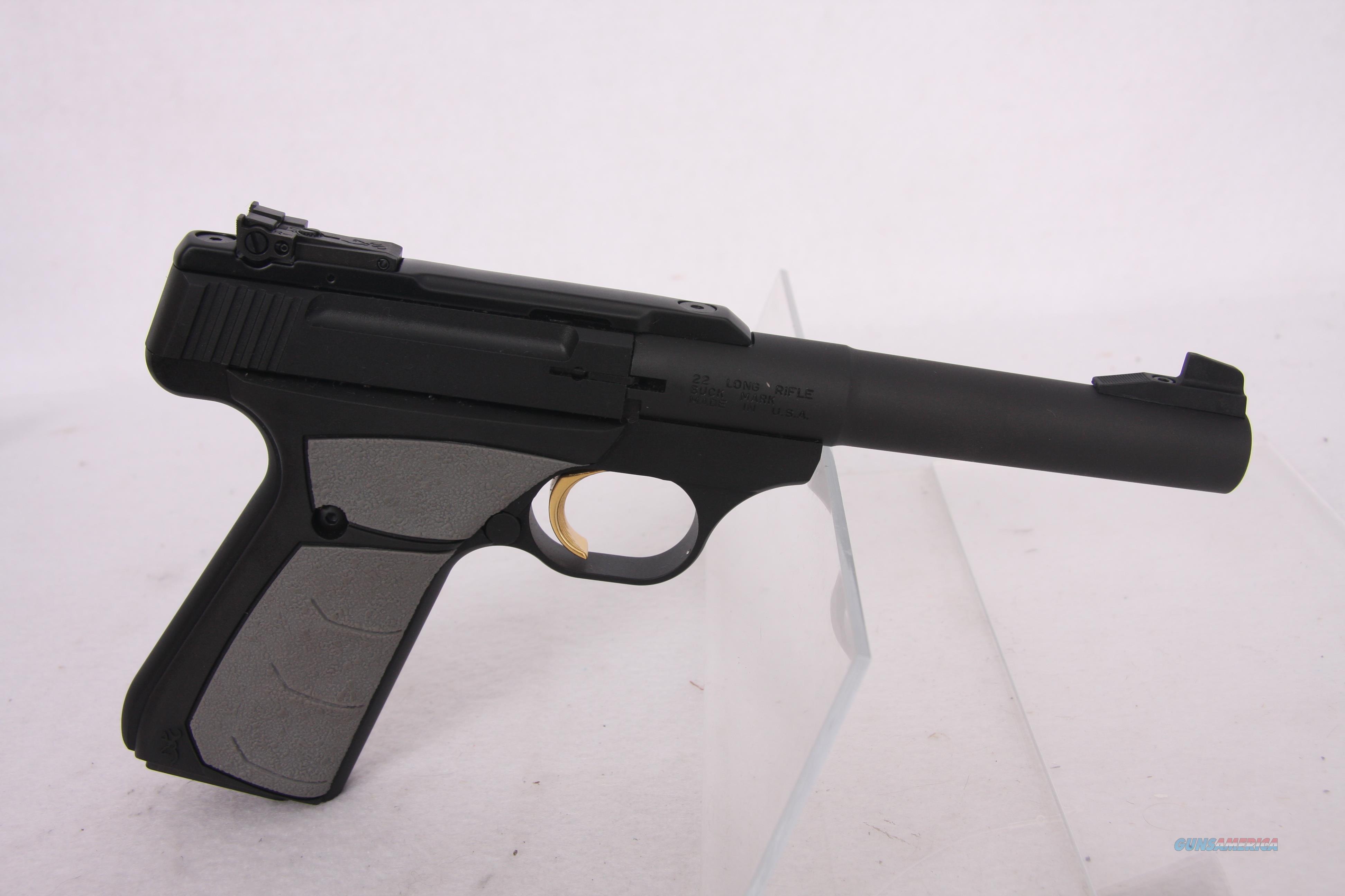 Browning Buck Mark Camper UFX .22Lr 5.5in  Guns > Pistols > Browning Pistols > Buckmark