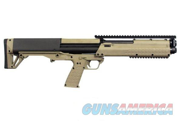 Kel Tec KSG 12Ga 18.5in Tan  Guns > Shotguns > Kel-Tec Shotguns > KSG