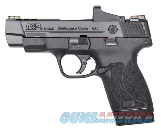 Smith & Wesson Shield M2.0 45acp Performance Center 4in   Guns > Pistols > Smith & Wesson Pistols - Autos > Polymer Frame