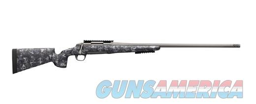 Browning X-Bolt Hell's Canyon Long Range McMillan 6.5CM  Guns > Rifles > Browning Rifles > Bolt Action > Tactical