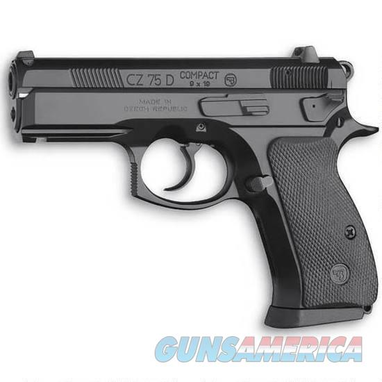 CZ 75 P01 Compact 9mm 3.7in 14rd  Guns > Pistols > CZ Pistols