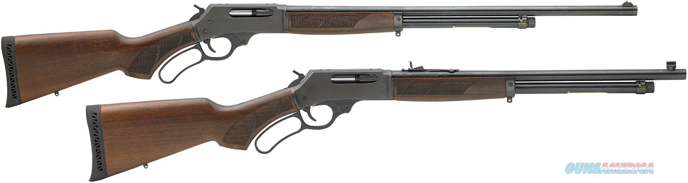 Henry Lever Action Shotgun 410g 20in  Guns > Shotguns > H Misc Shotguns