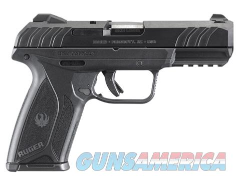 Ruger Security 9 9mm 4in Black 15rd  Guns > Pistols > Ruger Semi-Auto Pistols > Security 9