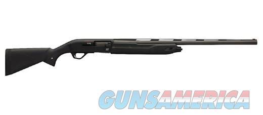 Winchester SX4 Compact 12g 26in Black  Guns > Shotguns > Winchester Shotguns - Modern > Autoloaders > Hunting