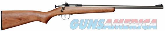 Keystone Crickett .22Lr Walnut  Guns > Rifles > Crickett-Keystone Rifles