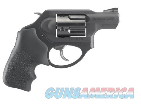 Ruger LCRX .357mag 1.87in Hogue Grip  Guns > Pistols > Ruger Double Action Revolver > LCR