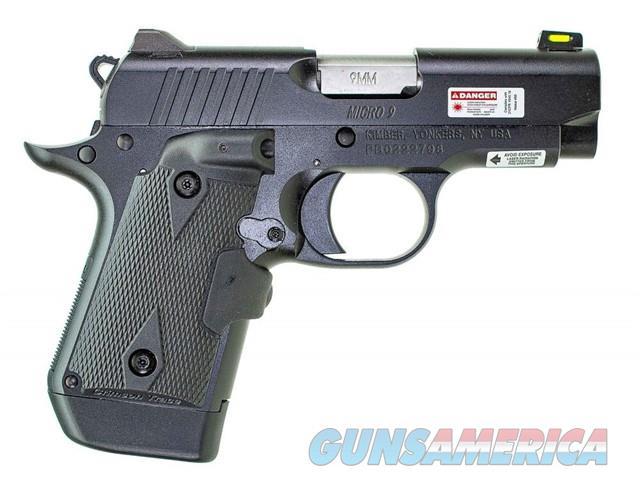 Kimber Micro 9 Shot Special LG Desantis Holster, Two Mags  Guns > Pistols > Kimber of America Pistols > Micro 9