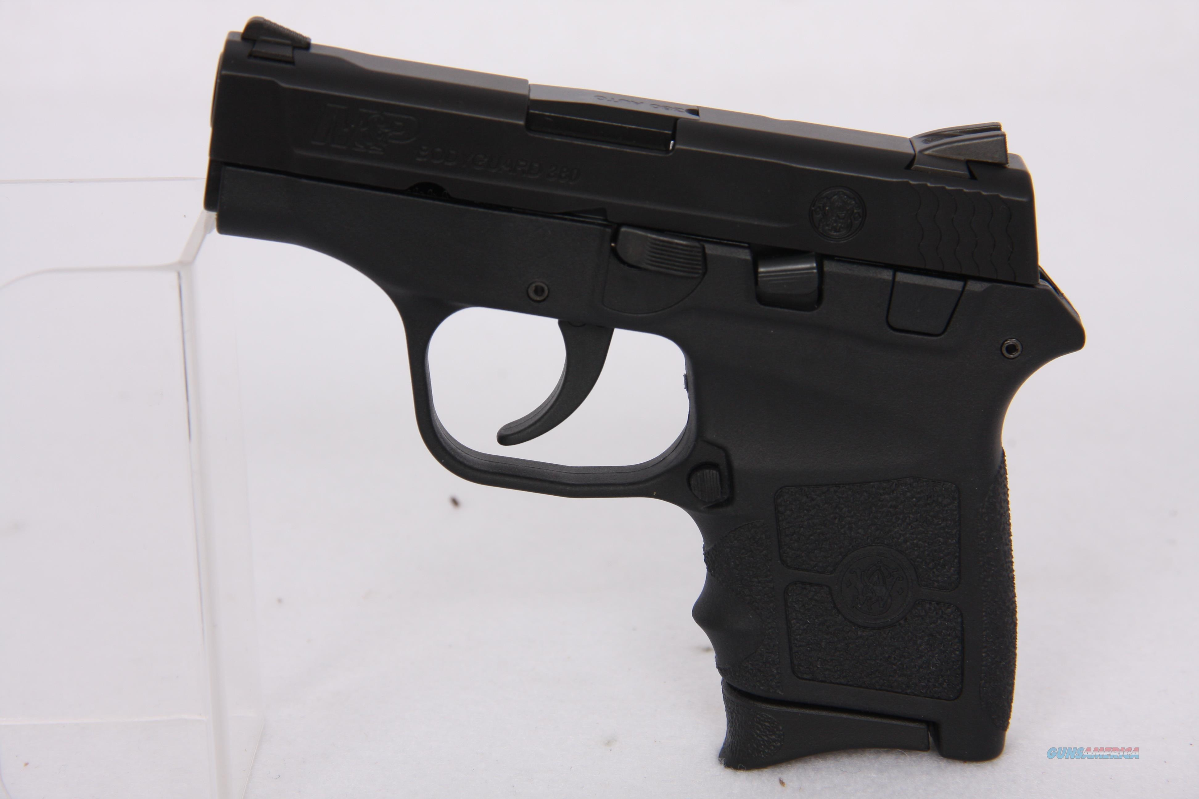 Smith & Wesson M&P Bodyguard .380ACP 2.75in 6rd  Guns > Pistols > Smith & Wesson Pistols - Autos > Polymer Frame
