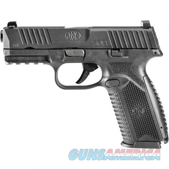 FNH FN-509 9mm 4in Black 17rd Guns > Pistols > FNH - Fabrique Nationale (FN) Pistols > FN 509