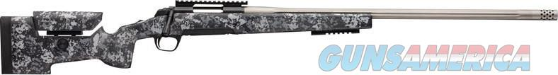 Browning X-Bolt Target McMillan A3-5 6.5CM  Guns > Rifles > Browning Rifles > Bolt Action > Tactical