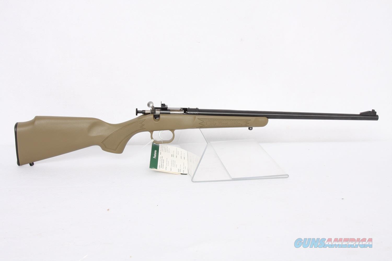 Keystone Crickett .22Lr Desert Tan  Guns > Rifles > Crickett-Keystone Rifles