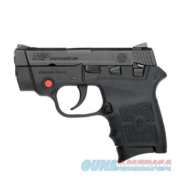 Smith and Wesson Bodyguard .380acp CT Laser  Guns