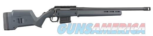Ruger American Hunter 6.5CM 20in Magpul Stock  Guns > Rifles > Ruger Rifles > American Rifle