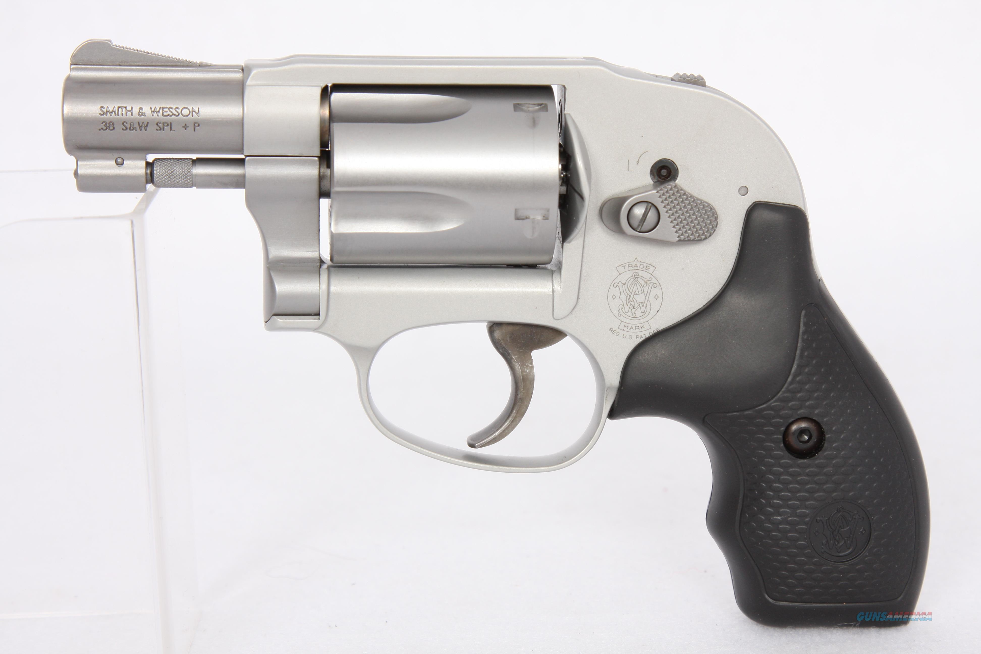 Smith & Wesson 638 Airweight .38Spl SS  Guns > Pistols > Smith & Wesson Revolvers > Full Frame Revolver