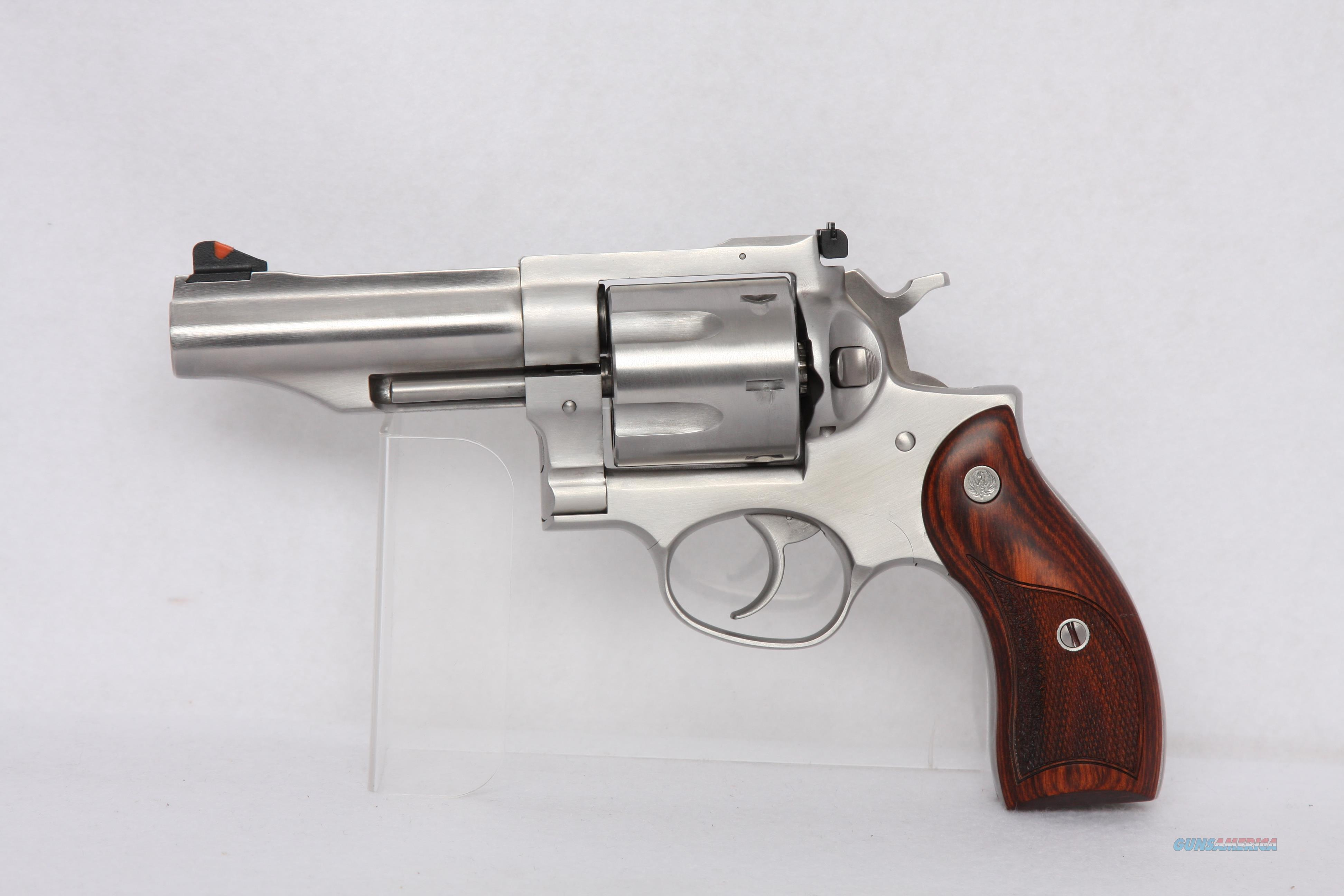 Ruger Redhawk .45acp-.45LC 4.2in SS  Guns > Pistols > Ruger Double Action Revolver > Redhawk Type