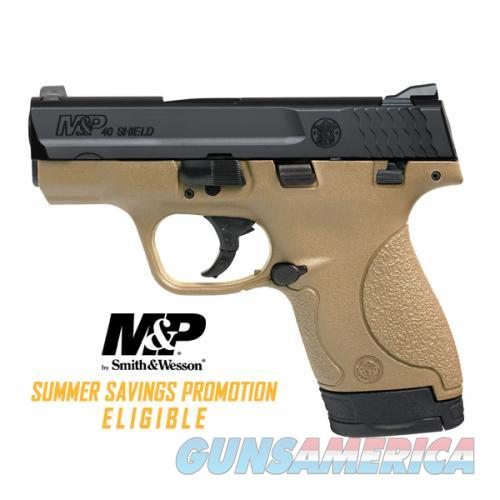 SW MP Shield .40sw 3.1in FDE  Guns > Pistols > Smith & Wesson Pistols - Autos > Shield