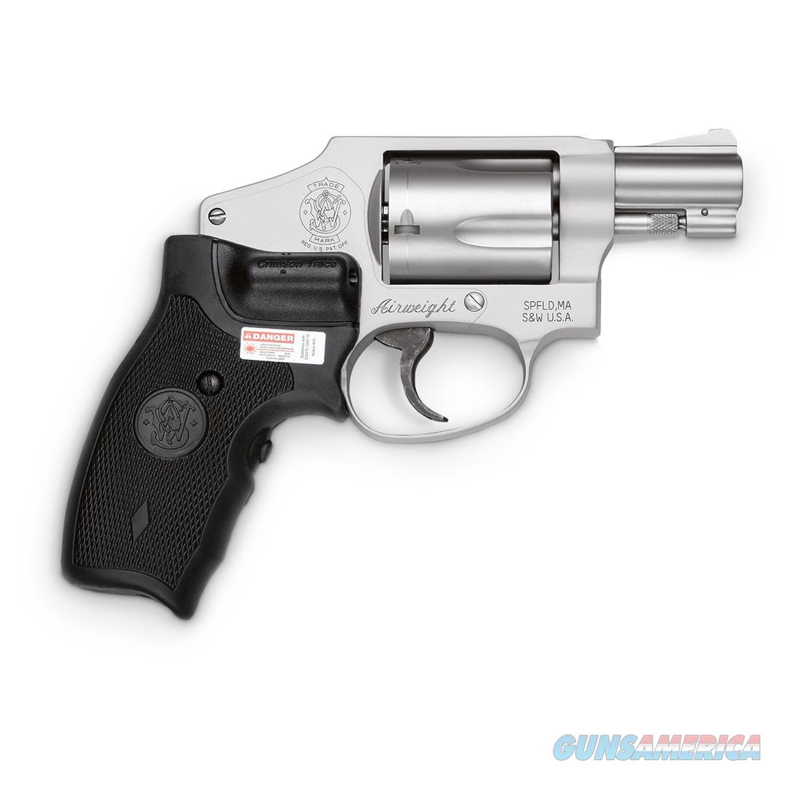 S&W 642-2 .38spl SS Center Airweight  Guns > Pistols > Smith & Wesson Revolvers > Small Frame ( J )