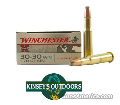 Winchester 30-30 Win 170 SP  Non-Guns > Ammunition