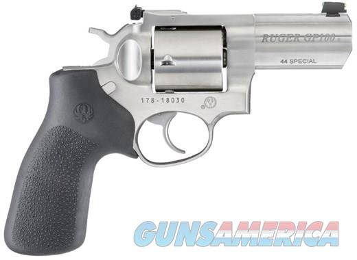 Ruger GP100 .44 special 3in Stainless  Guns > Pistols > Ruger Double Action Revolver > GP100