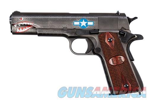 Thompson 1911 Squadron Special Edition WW2 45acp 5in. 7rds.   Guns > Pistols > Auto Ordnance Pistols
