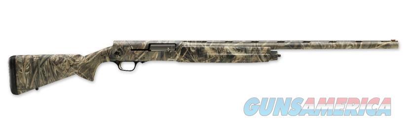 """Browning A5 Shotgun 12 ga. 28"""" Realtree Max-5  Guns > Shotguns > Browning Shotguns > Autoloaders > Hunting"""