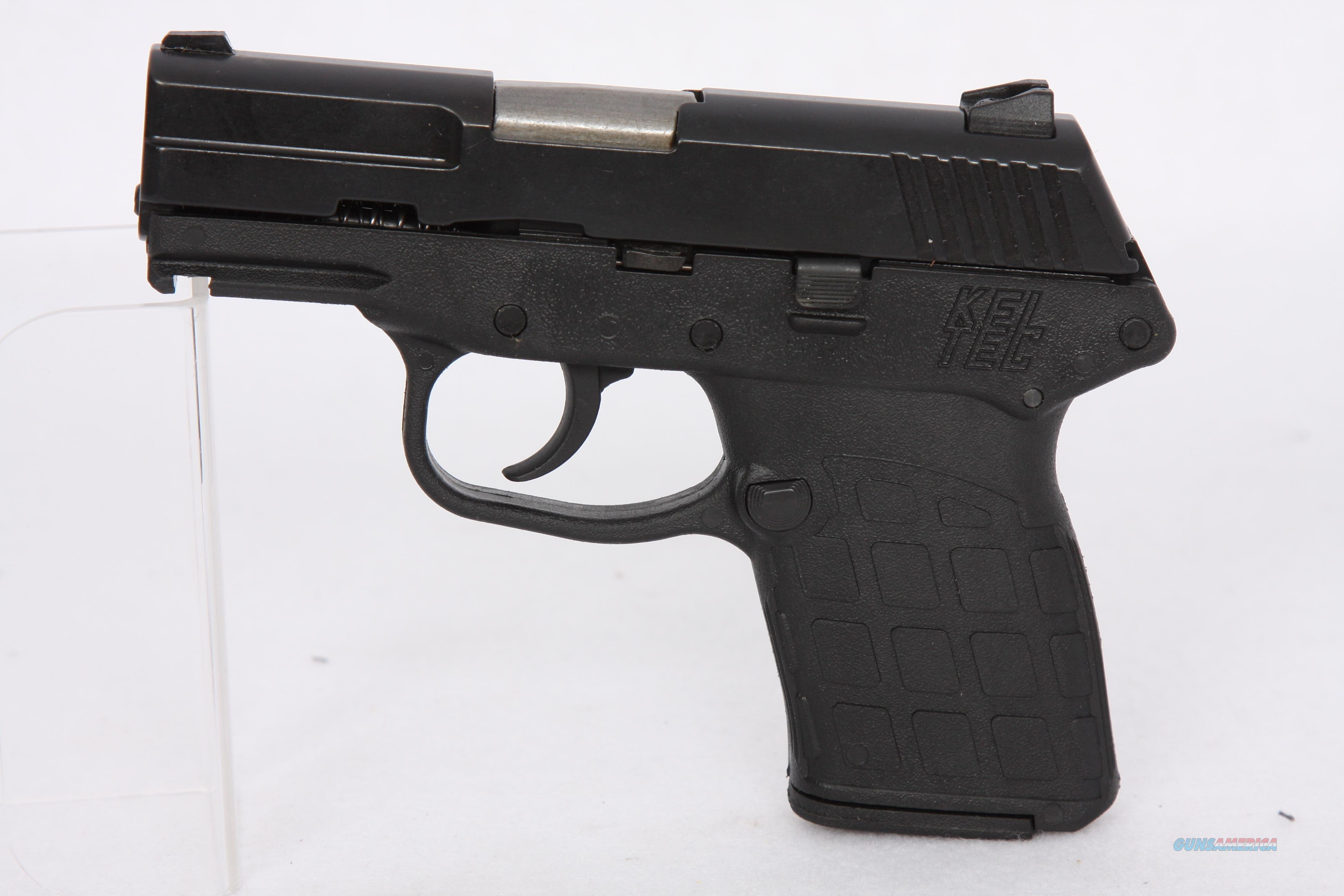Kel-Tec PF-9 9mm  Guns > Pistols > Kel-Tec Pistols > Pocket Pistol Type