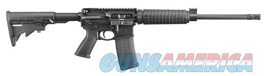 Ruger AR556 5.56 Optic Carbine 16in  Guns > Rifles > Ruger Rifles > AR Series