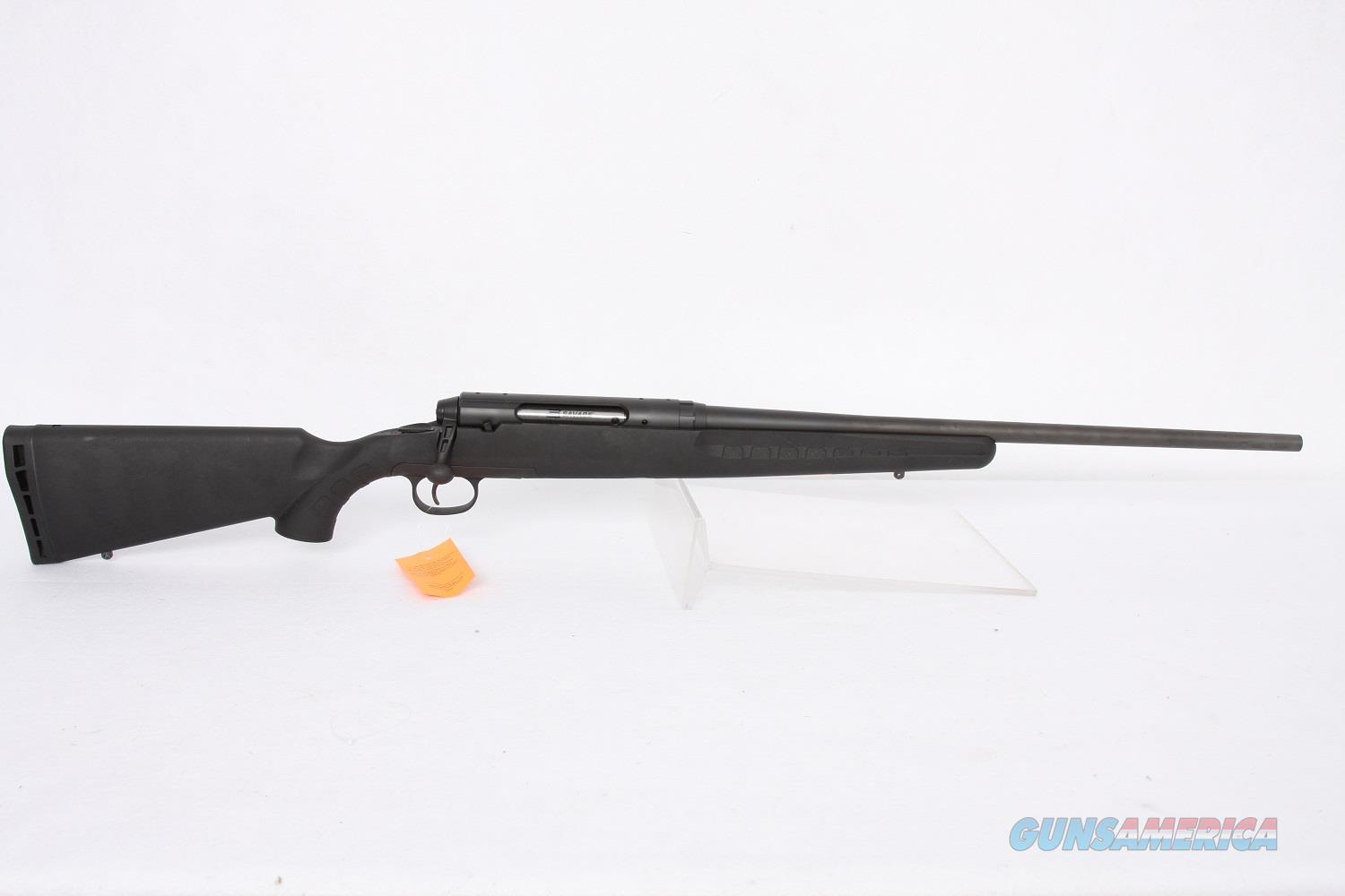 Savage Axis 6.5 Creedmoor Black  Guns > Rifles > Savage Rifles > Axis