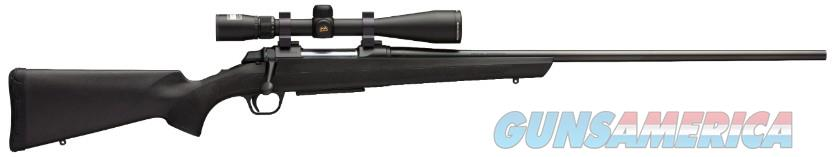 Browning AB3 Stalker Combo Nikon Scope .270win  Guns > Rifles > Browning Rifles > Bolt Action > Hunting > Blue