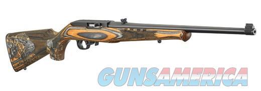 Ruger 10/22 Carbine Bengal Tiger 22LR 18in. 10rd.  Guns > Rifles > Ruger Rifles > 10-22