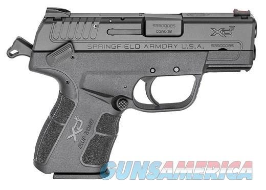 Springfield XDE 9mm 3.3in Melonite Finish 9rd  Guns > Pistols > Springfield Armory Pistols > XD-E