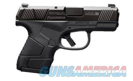 Mossberg MC-1 9mm 3.4in Black Night Sights  Guns > Pistols > Mossberg Pistols > MC1