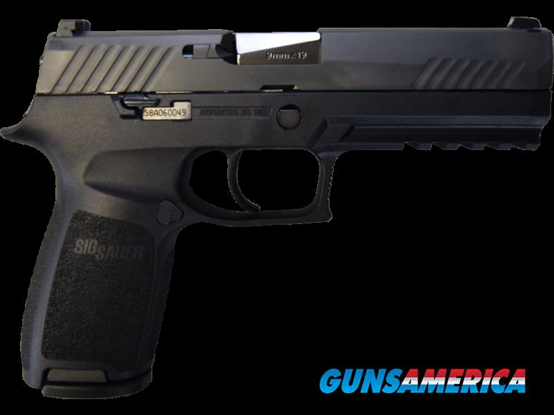 Sig Sauer P320 Full Size 9mm Refurbished  Guns > Pistols > Sig - Sauer/Sigarms Pistols > P320