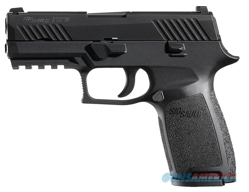 Sig Sauer P320 Carry 9mm 3.9in  Guns > Pistols > Sig - Sauer/Sigarms Pistols > P320