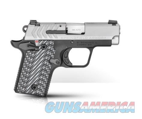 Springfield 911 .380acp 2.7in Black  Guns > Pistols > Springfield Armory Pistols > 1911 Type