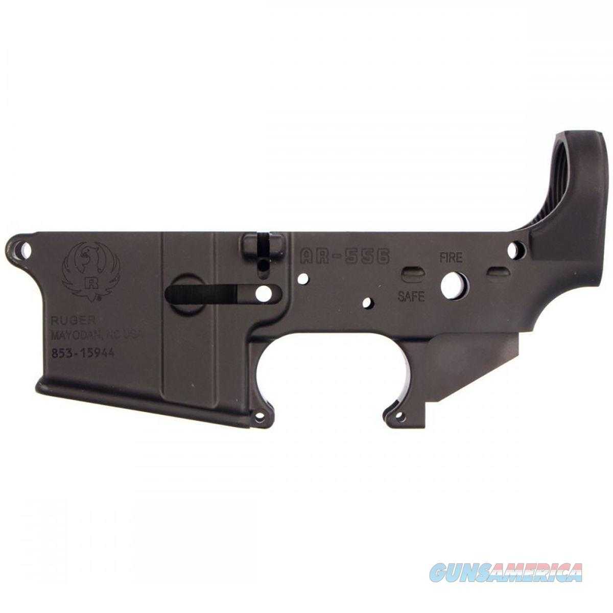 Ruger AR Lower Receiver  Guns > Rifles > Ruger Rifles > SR Series