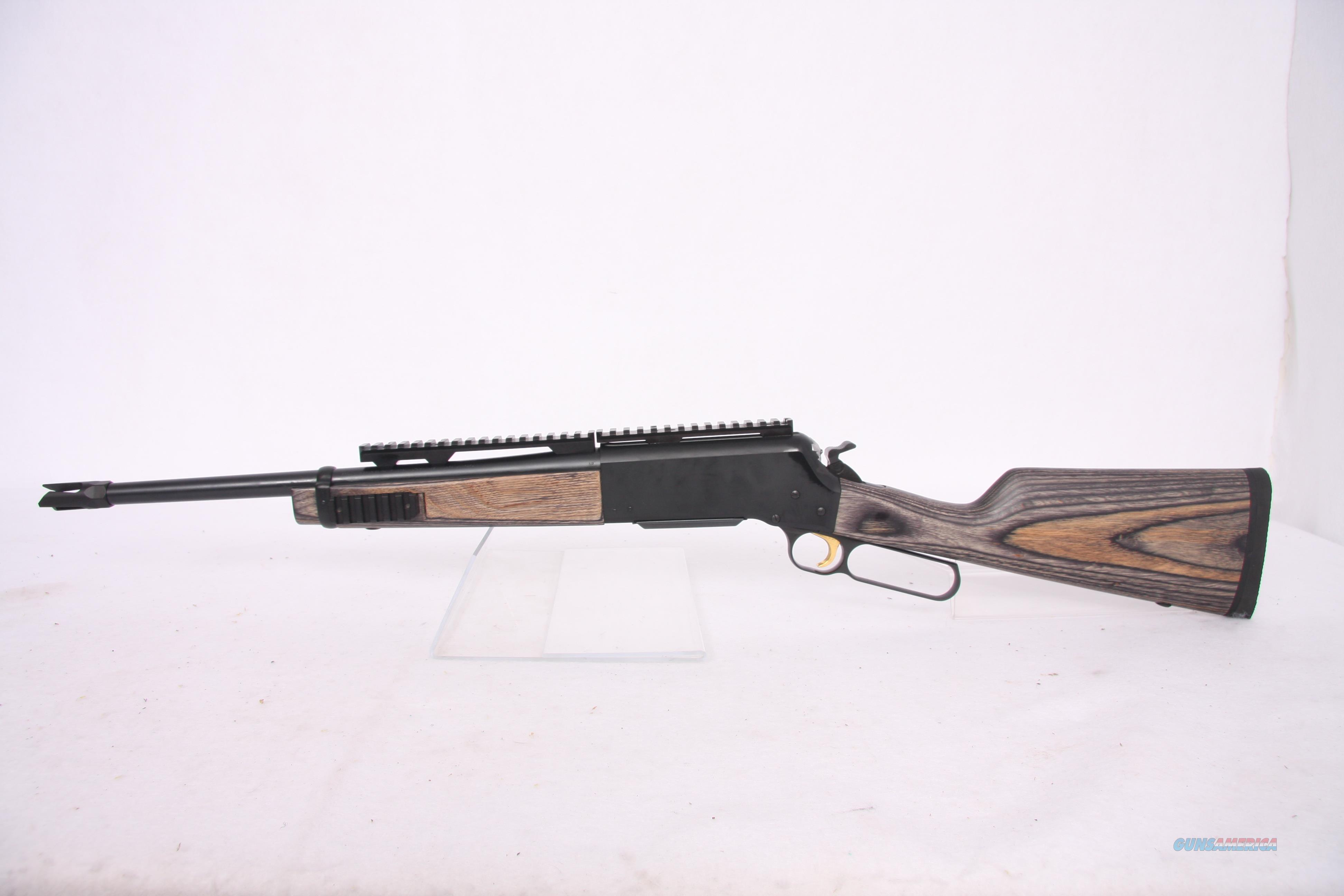 Browning BLR Black Label .223 16In  Guns > Rifles > Browning Rifles > Lever Action