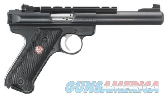 Ruger Mark III .22LR 512 traget  Guns