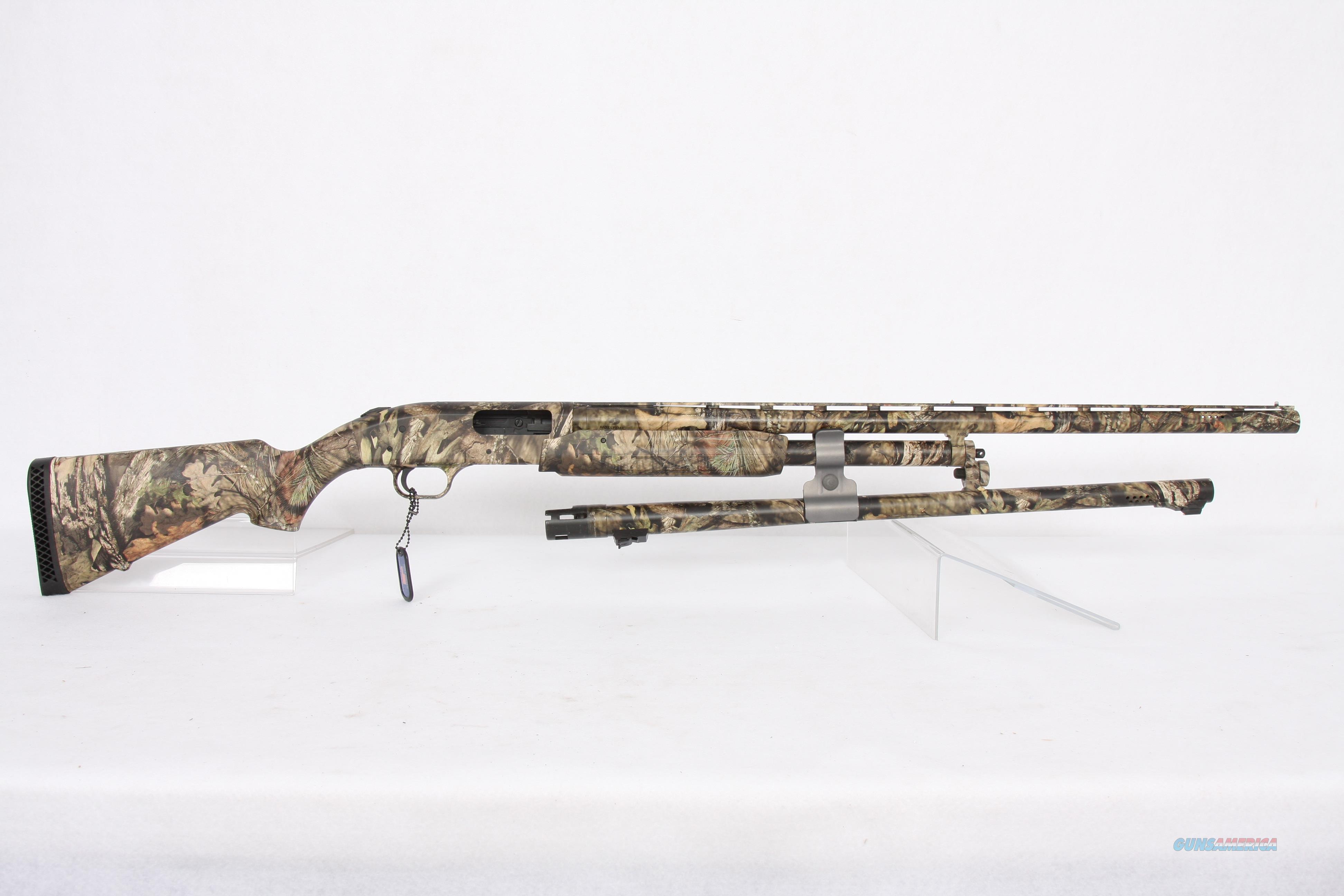 Mossberg 500 Field/Deer Combo 12g 28in MOBUC  Guns > Shotguns > Mossberg Shotguns > Pump > Sporting